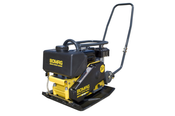 Compactor Plate (Bomag)