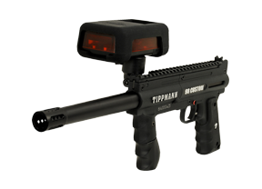 Paintball Laser Tag System
